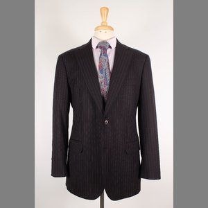 Brooks Brothers 346 41R Brown Sport Coat B078